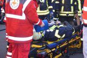 Erste Hilfe Ausbildung für freiwillige Feuerwehren
